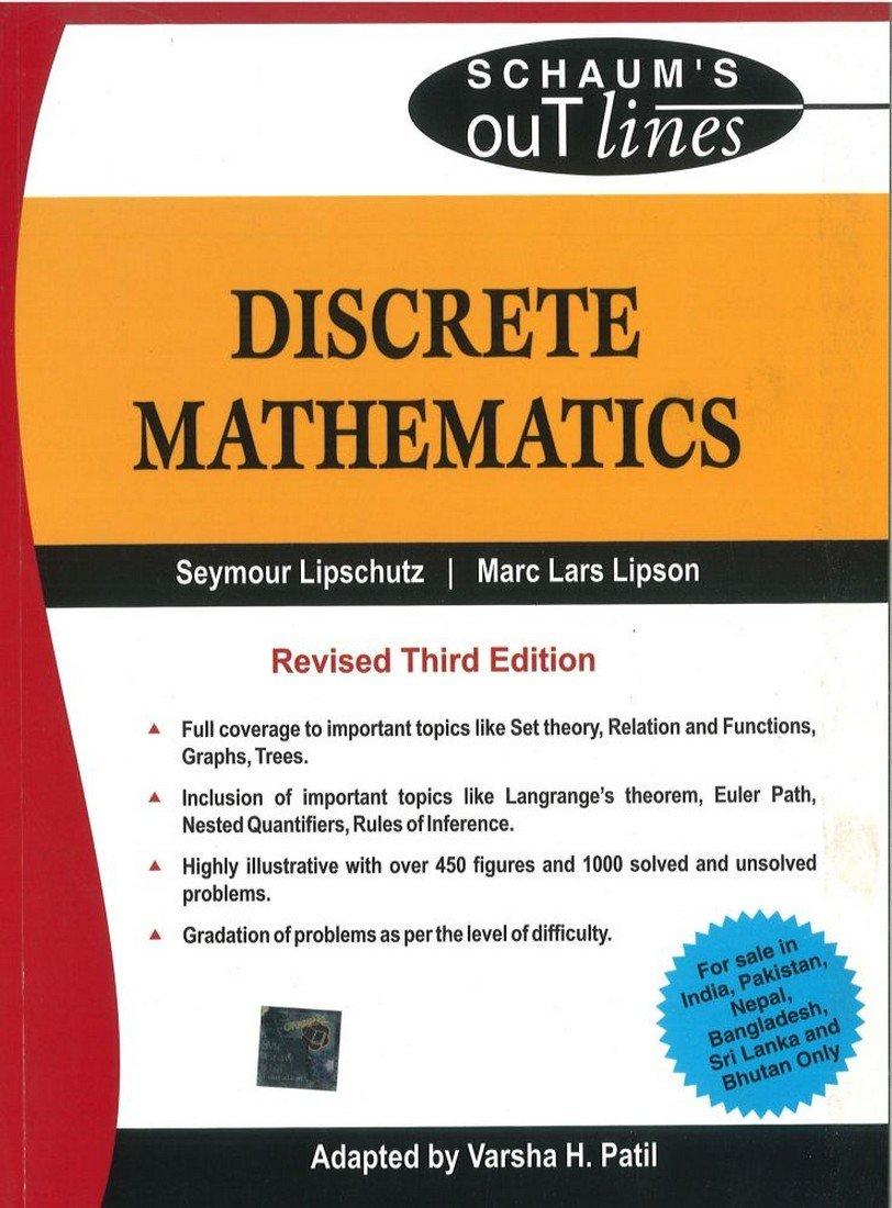 Schaum Series Data Structure Book