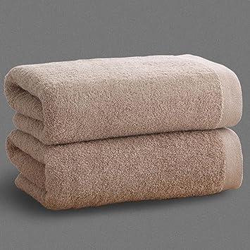 jii2030shann hoteles algodón adultos grandes toallas plus grande grueso mujeres niños de hombres envuelto pecho grande