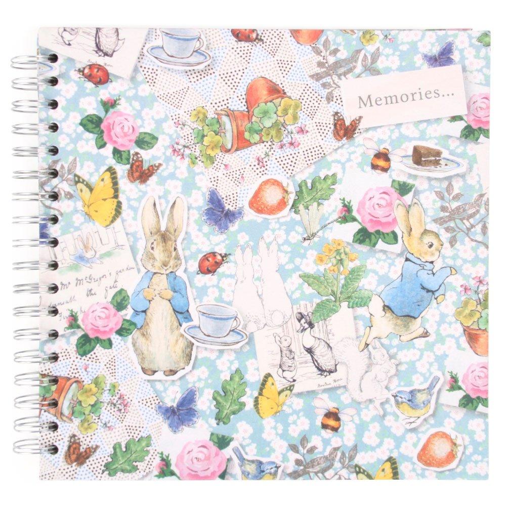 Baby scrapbook ideas uk - Paperchase Peter Rabbit Medium Scrapbook