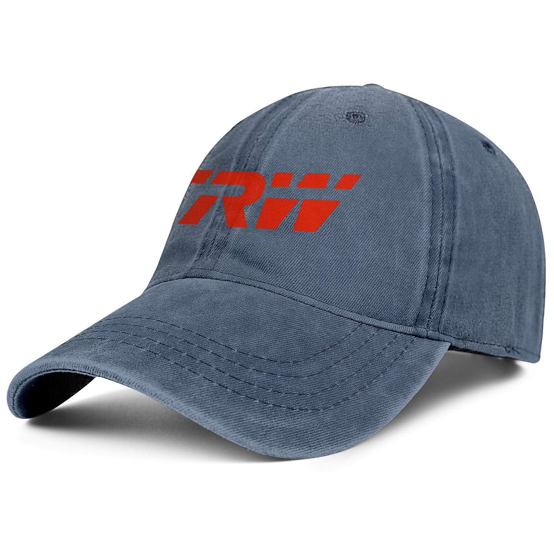 QFPMZJUIE Mens Womens Hat TRW Automotive Holdings Snapback Hats Dad Denim Cap Cotton Caps