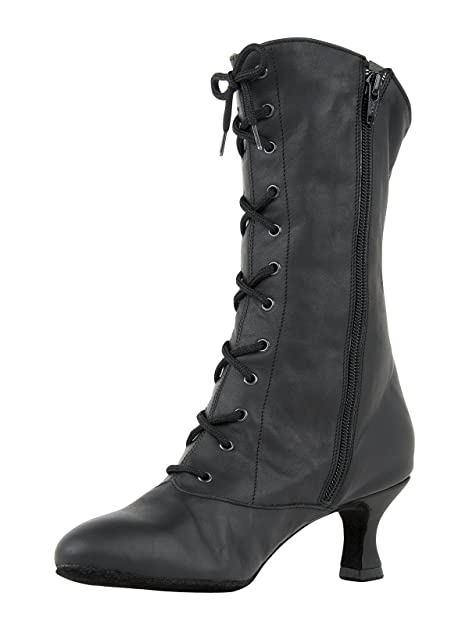 competitive price 413aa 00b95 Rumpf 2316 Cancan Garde Karneval Folklore Tanz Stiefel Dance Boot Theater  Bühnen Schuhe Shoes Boots