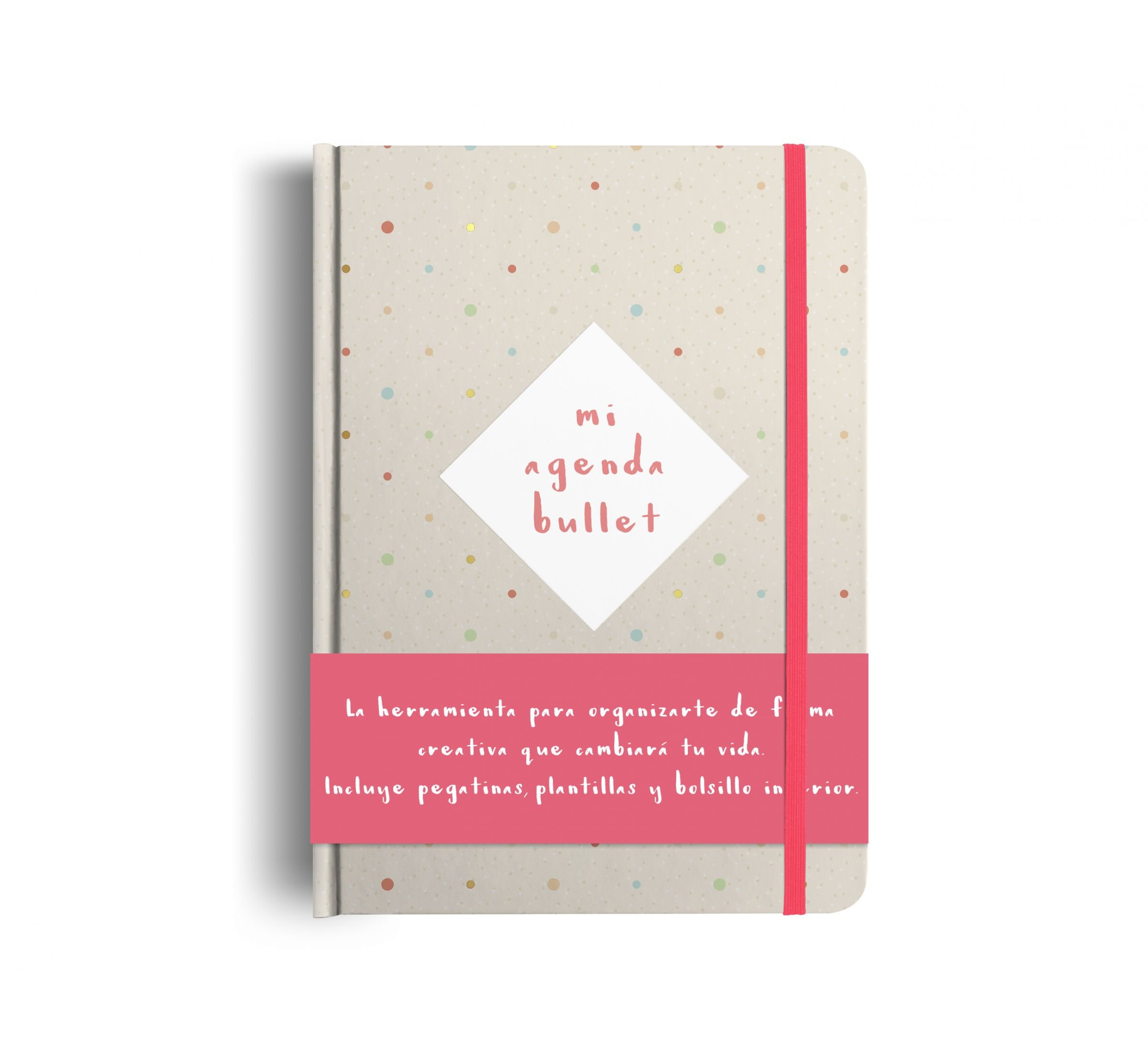 Mi agenda bullet: AA. VV.: 9788448023263: Amazon.com: Books