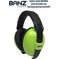 Banz Mini Earmuffs, Lime