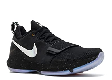 competitive price 9499b 33493 Amazon.com   Nike PG 1 TS Prototype Mens Hi Top Basketball Trainers 911082 Sneakers  Shoes   Basketball