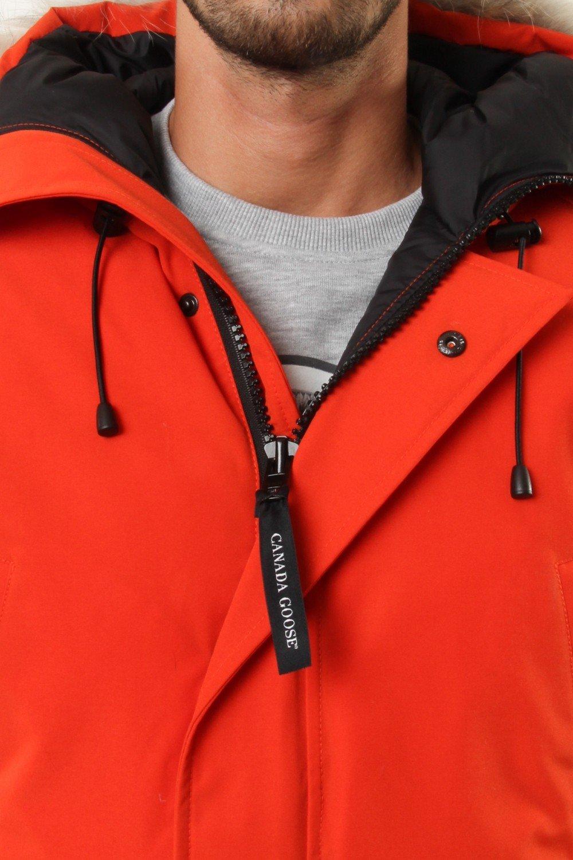 Canada Goose - Abrigo - para Hombre Naranja XS: Amazon.es: Ropa y accesorios