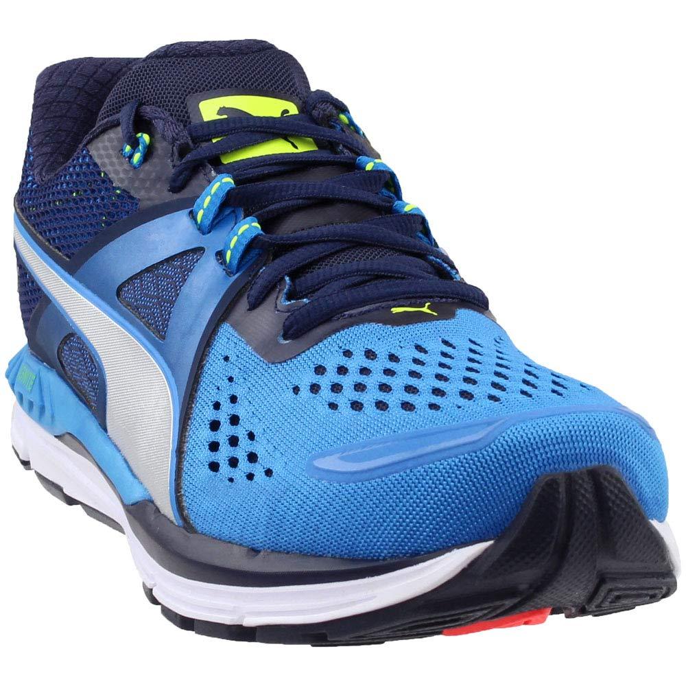 Puma Men's Speed 600 Ignite Running Shoes ElectricBlueLemon/Peacoat/PumaSilver 13 D(M) US