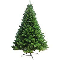 Partyforte Premium California Pine Christmas Tree, 4ft