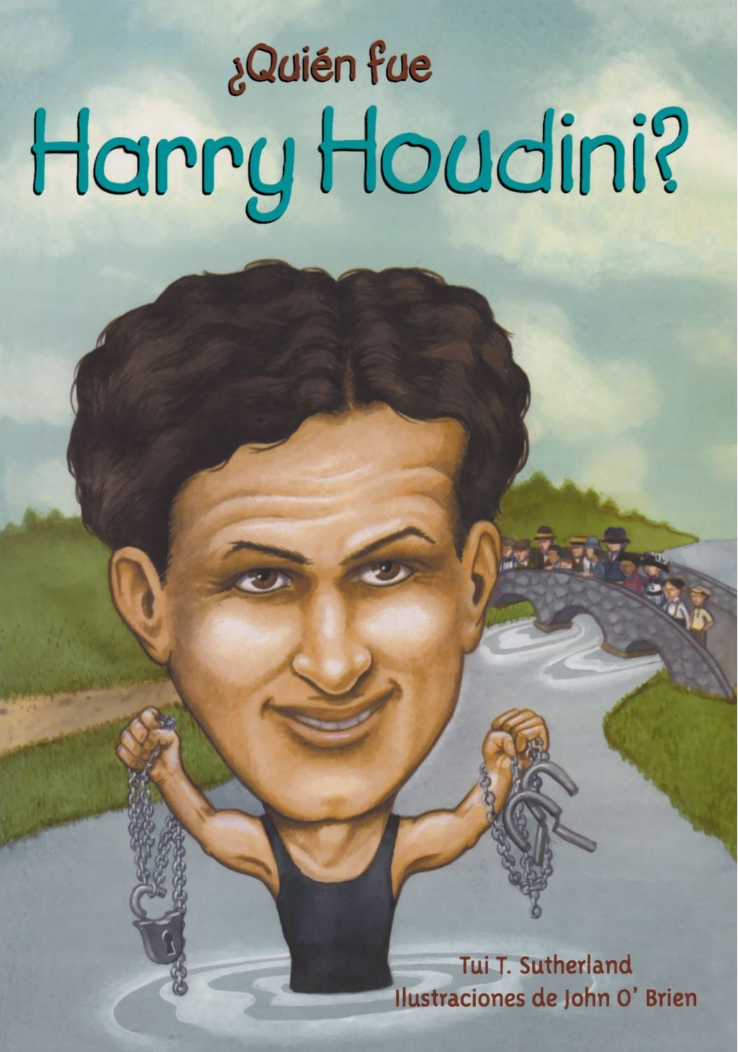 Download Quien fue Harry Houdini? / Who Was Harry Houdini? (Quien Fue...?/ Who Was...?) (Spanish Edition) ebook