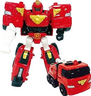Amazon.com: Tobot R Mini Transformer- Korean Animation Robot ...