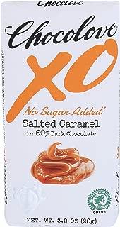 product image for Chocolove Salted Caramel Dark Chocolate Bar, 3.2 OZ