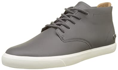 73b6fdc704be Lacoste Men s Espere Chukka 317 1 High-top Trainers  Amazon.co.uk ...