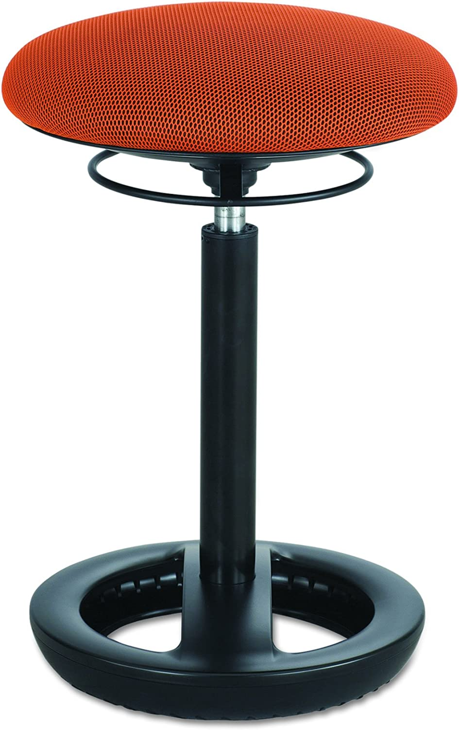 Safco Products Twixt Active Seating, Orange