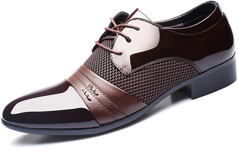 Men Dress Shoes Plus Size 38-47 Men