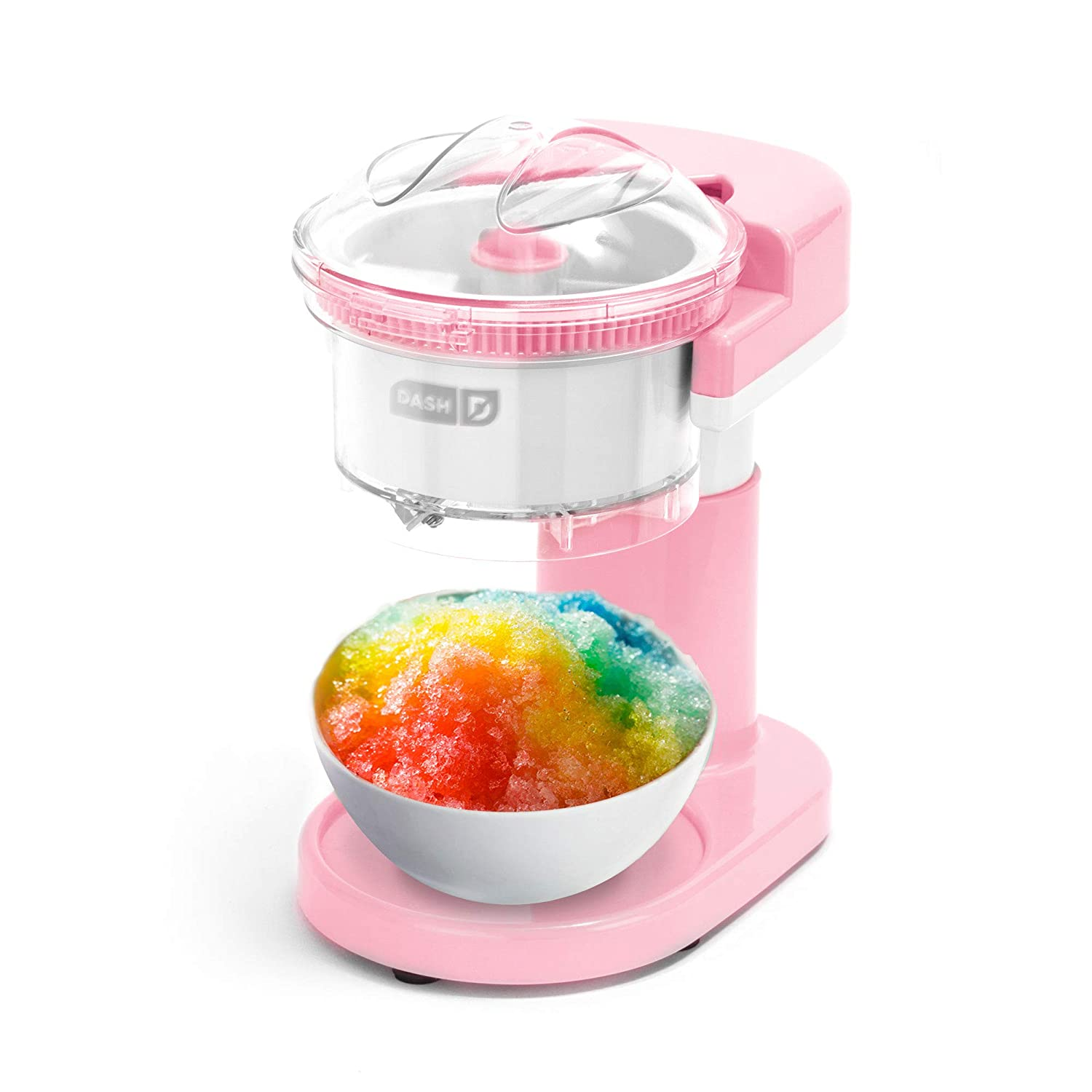 Shaved Ice Maker + Slushie Machine