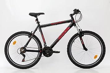 Dynamic Shark - Bicicleta de montaña para hombre (rueda de 26 ...