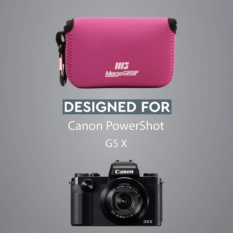 Megagear Canon Powershot G5 X Ultraleichte Kameratasche Kamera