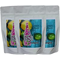 Lush Wine Mix - Organic Mix for Wine Slushies and Simple Syrup Cocktails (Sangria, 3-Pack)