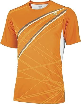 SALOMON Wilson - Camiseta de pádel para Hombre, tamaño XL, Color ...