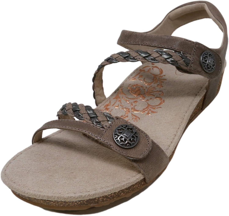 Aetrex Women's Jillian Grey Ankle-High