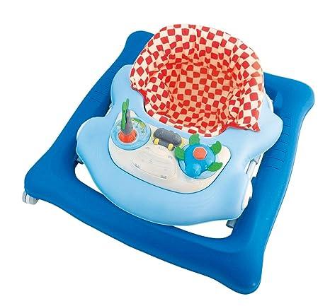 Bieco 19004403 - Tacatá infantil con ruedas y asiento extraíble ...