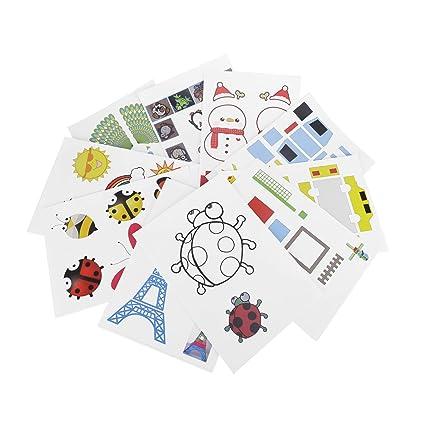 Amazoncom 3d Printer Drawing Paperadv One Design Paper
