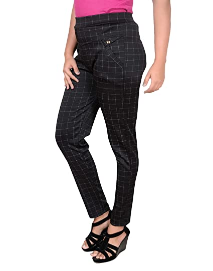 6204594e165 R S Jegging for Women (Black)  Amazon.in  Clothing   Accessories