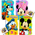"Disney® Mickey Mouse ""My First Books"" (Set of 4 Shaped Board Books)"