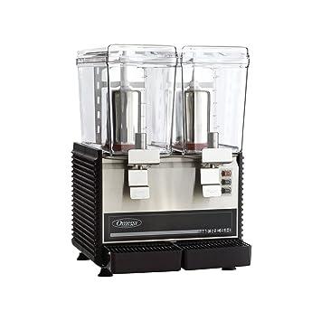 Lancer (osd20) - 3 Gal doble Bowl dispensador de bebidas frías Omega: Amazon.es: Hogar