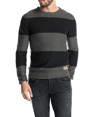 edc by ESPRIT Herren Slim Fit Pullover