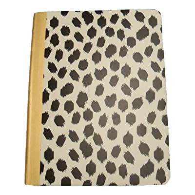 "Studio C Carolina Pad College Ruled Composition Book ~ Gold Digger (Cheetah; 7.5"" x 9.75""; 100 Sheets, 200 Pages): Toys & Games"