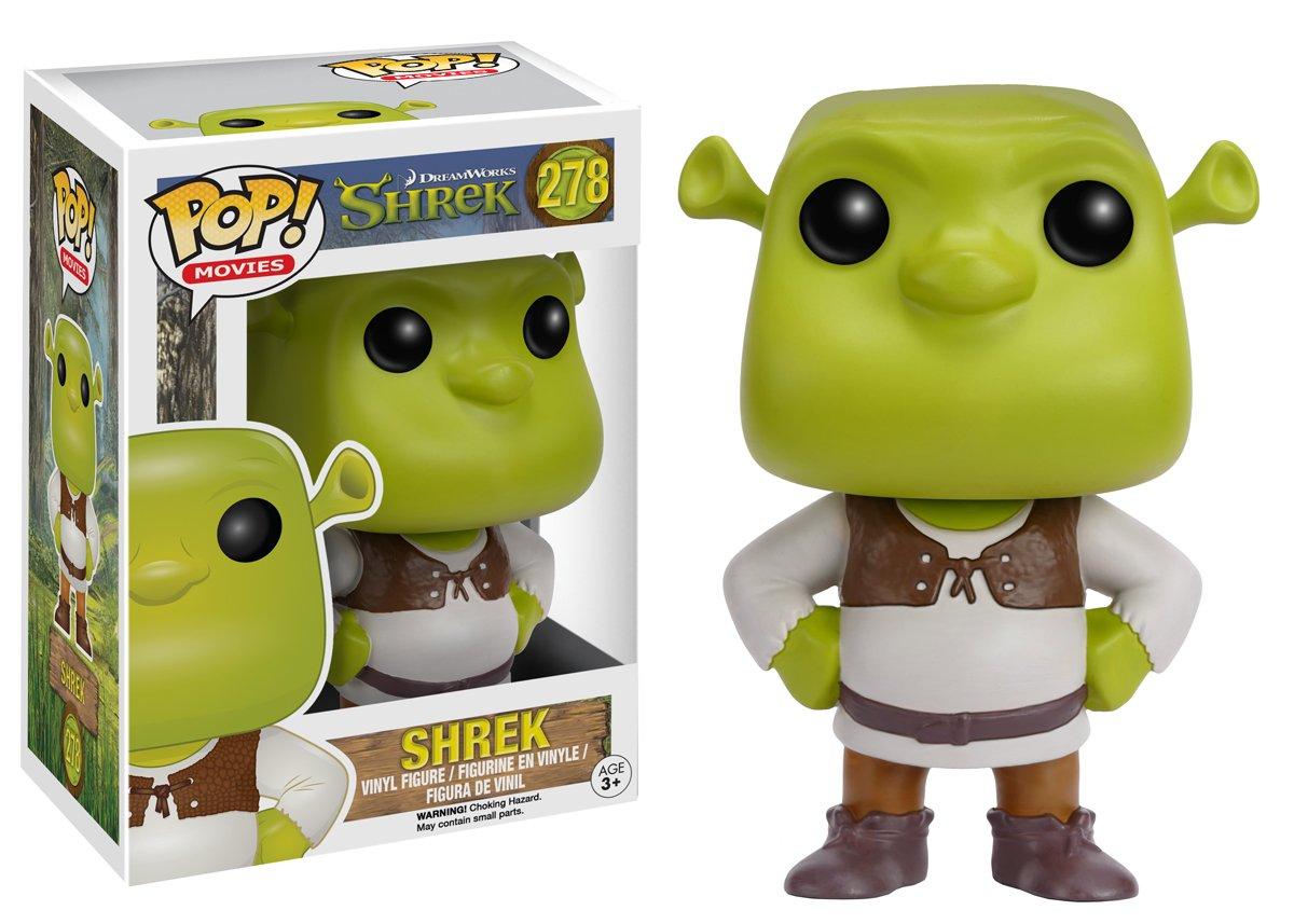 Funko Dreamworks Shrek Shrek Pop Vinyl Figure Funko Dreamwork/'s Shrek Shrek Pop Vinyl Figure FUN5545 Accessory Toys /& Games