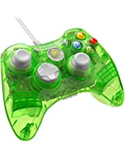 PDP - Mando Con Cable Rock Candy, Licenciado, Color Verde (Xbox 360)
