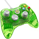 PDP Rock Candy Wired Controller for Xbox 360 - Aqualime