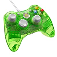 Rock Candy Wired Controller - Aqualime (Xbox 360)