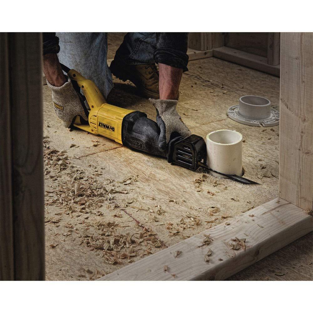 Dewalt 12a Corded Reciprocating Saw (DWE305) - (Certified Refurbished) by DEWALT (Image #4)