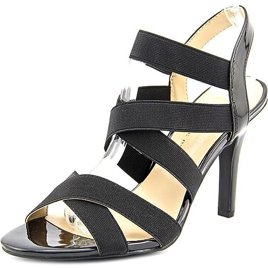 Daphne Women US 7.5 Black Slingback Heel