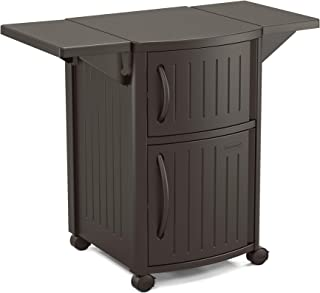 amazon com keter unity indoor outdoor bbq entertainment storage rh amazon com