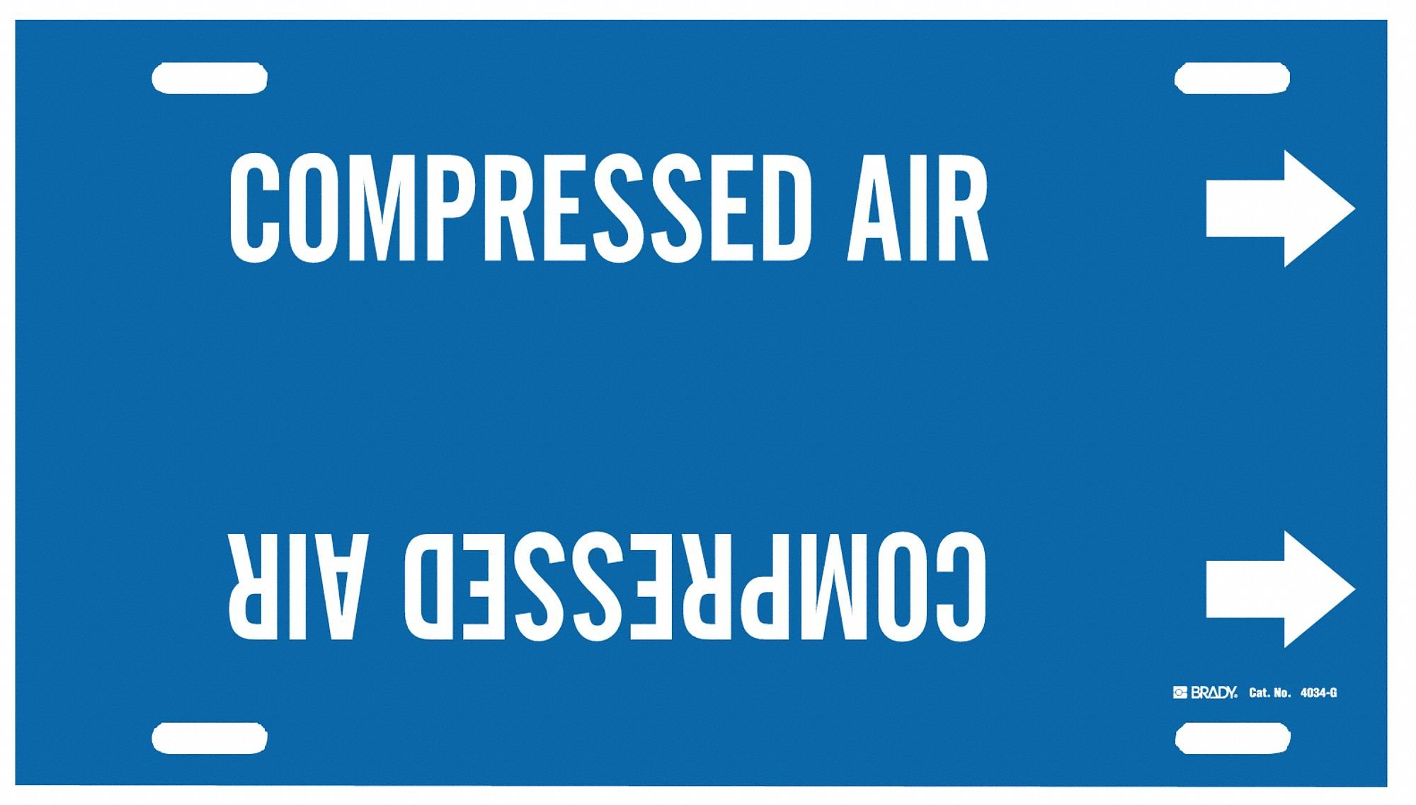 Pipe Markr,Compressed Air,Bl,8to9-7/8 In