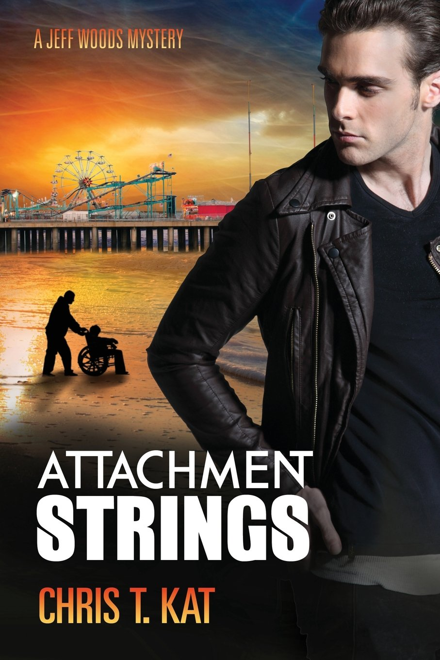 Read Online Attachment Strings (Jeff Woods Mystery) ebook