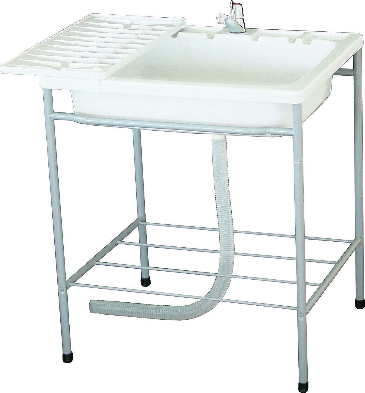 ハンドブック本当にアルバニー不二貿易 サイドテーブル 35cm×35cm ナチュラル 79499