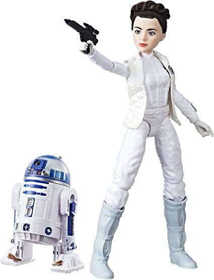 Princess Leia Star Wars x Barbie Doll In hand Limited Edition Free Shipping!!