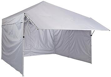 AmazonBasics Pop Up Canopy Tent With Sidewalls