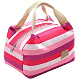 Sandistore Picnic Insulated Food Storage Zipper Box Tote Bento Pouch Lunch Bag