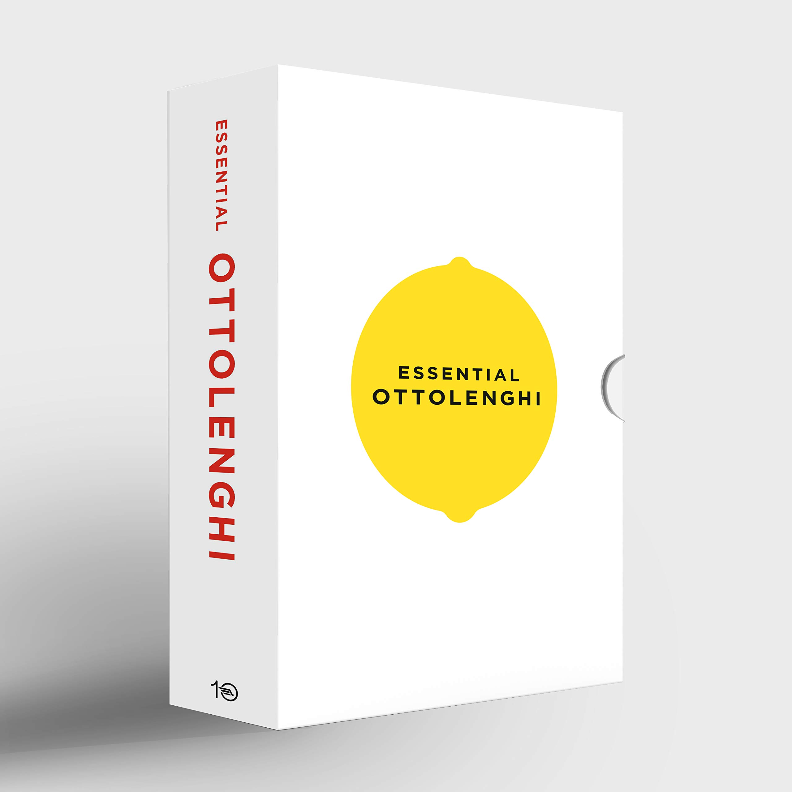 Essential Ottolenghi [Special Edition, Two-Book Boxed Set]: Plenty More and Ottolenghi Simple by Ten Speed Press