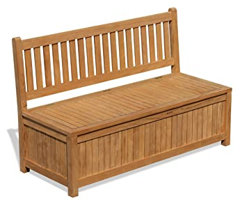 Premium Teak Storage Bench 1.5m   Jati Brand, Quality U0026 Value