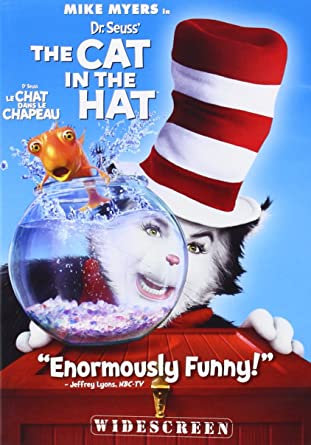 Dr Seuss The Cat In Hat Widescreen Edition