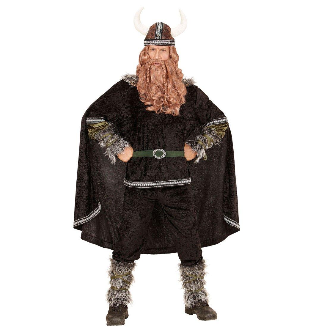 NET TOYS Disfraz Vikingo - XL (ES 54) | Traje Hombre Bárbaro ...
