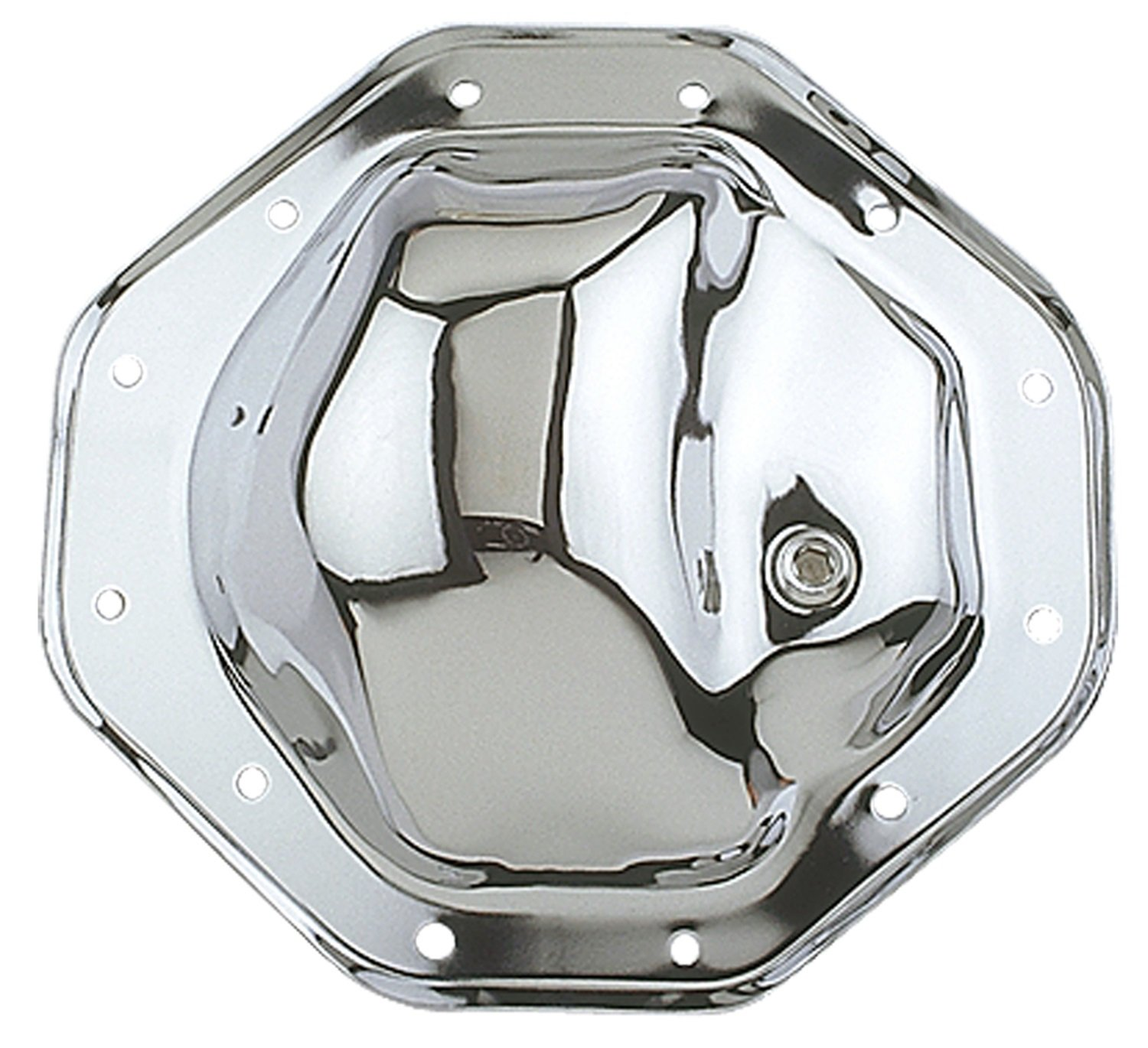 Trans-Dapt 4817 Chrome Differential Cover by Trans-Dapt Performance