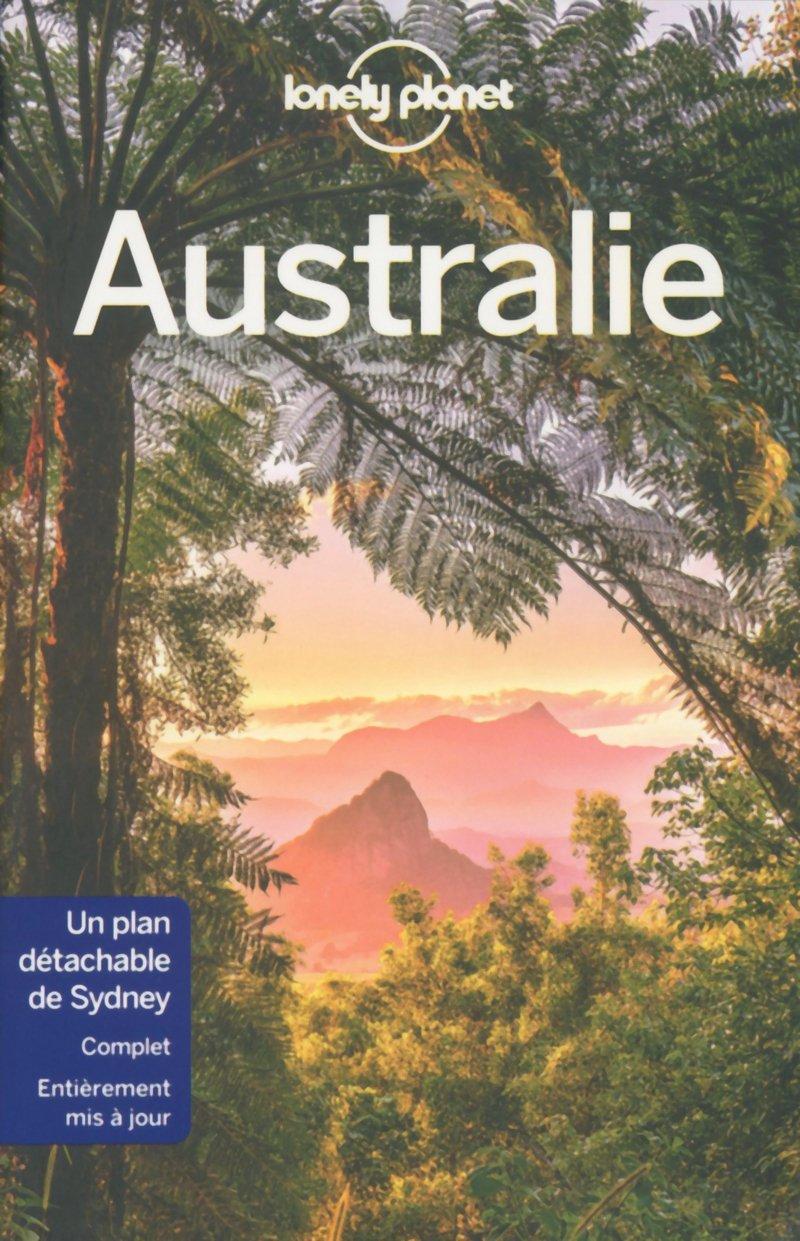Carte Australie Lonely Planet.Amazon Fr Australie 13ed Lonely Planet Lonely Planet