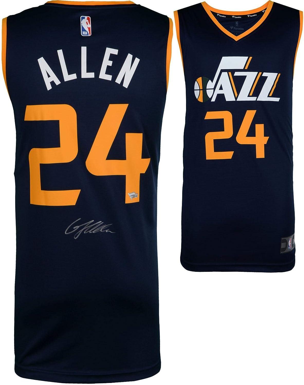 Grayson Allen Utah Jazz Autographed Fanatics Blue Fastbreak Jersey - Fanatics Authentic Certified - Autographed NBA Jerseys